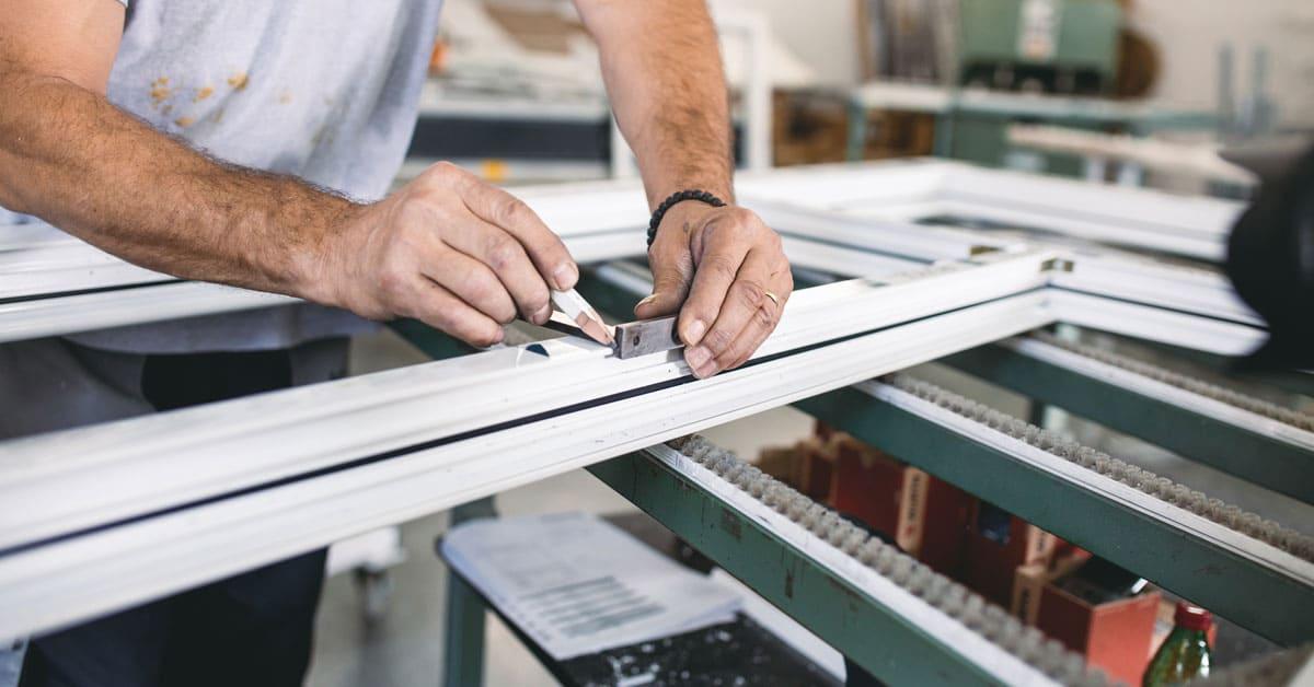 Curso de carpinter a de aluminio for Carpinteria de aluminio en vendrell