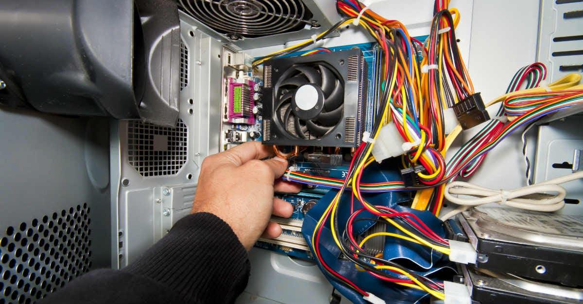 Curso Online de Instalación, Mantenimiento y Reparación de PC y Redes |  Cenedi