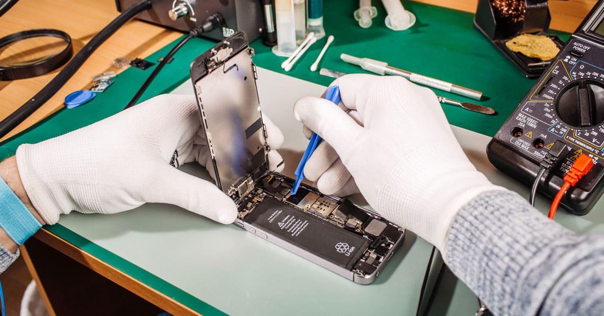 Resultado de imagen de Reparación de Teléfonos
